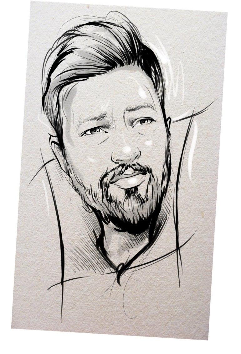 Заказать портрет карандашом в Воронеже…