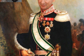 Где заказать исторический портрет по фото на холсте в Воронеже?