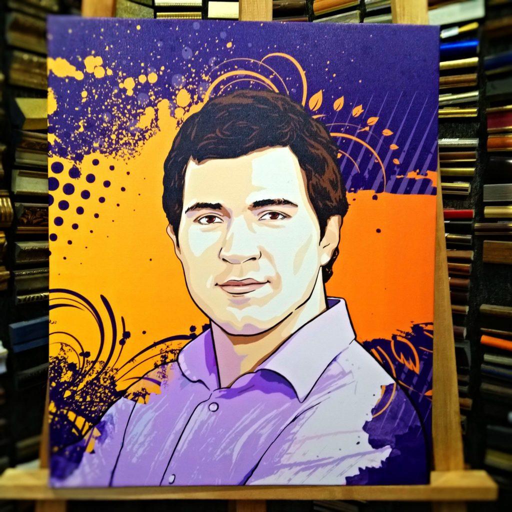 где заказать поп арт портрет по фото в Воронеже