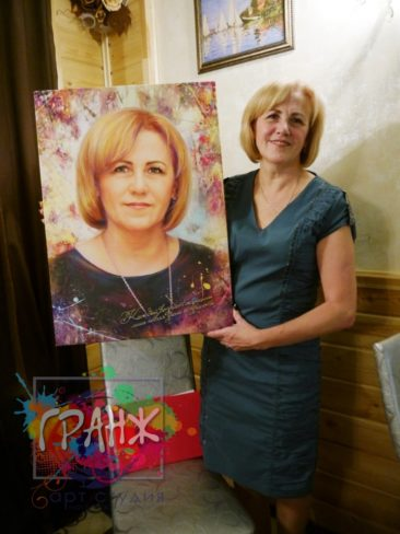 Портрет на заказ Воронеж